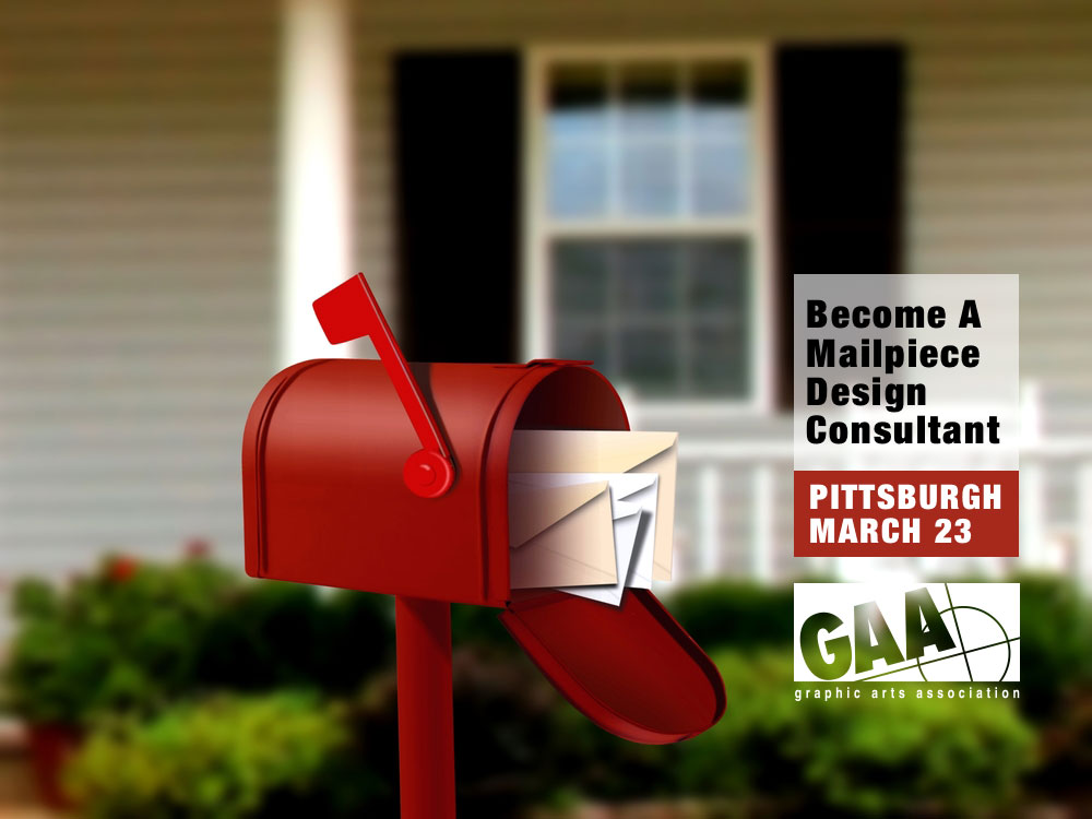 Become a mailpiece design consultant pittsburgh pa for Graphic design consultant